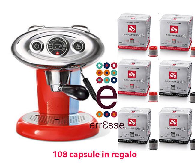Illy Iperespresso X7.1 rossa OFFERTA
