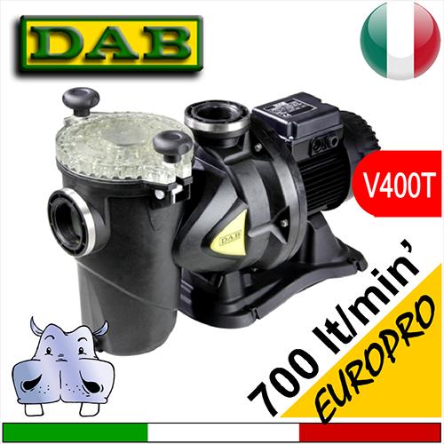 Dab Elettropompa pompa per piscina EUROPRO 400 Vac trifase
