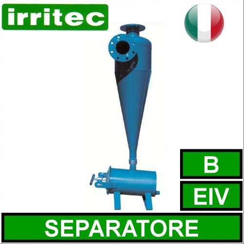 """Separatore di sabbia idrociclone EIV tipo """"B"""" Irritec"""