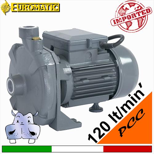 elettropompa centrifuga euromatic pcc serie da 0,50hp a 1,00hp