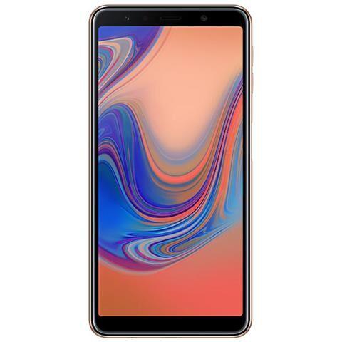 Samsung GALAXY A7 2018 A750F DUAL SIM GOLD EUROPA