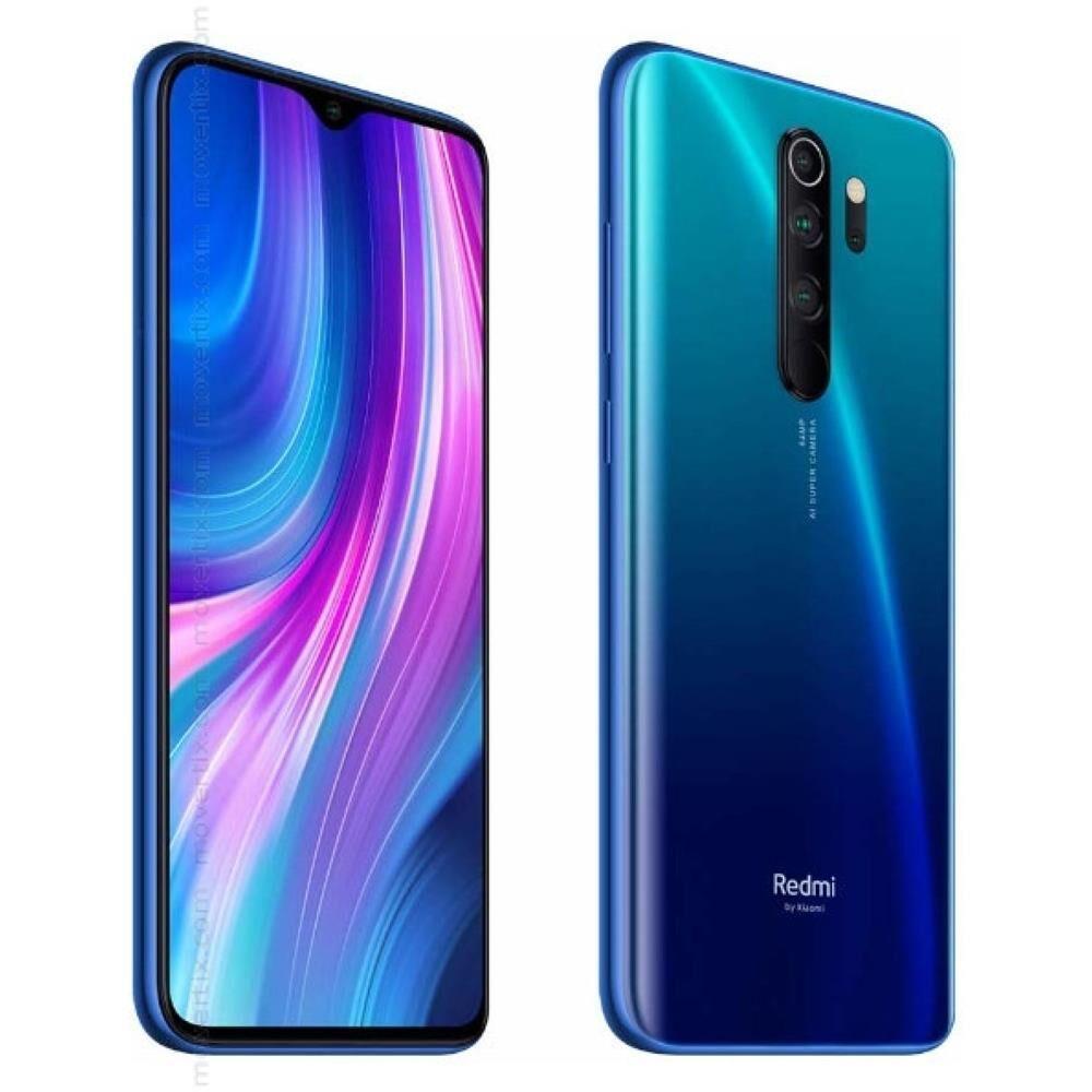Xiaomi REDMI NOTE 8 PRO DUAL SIM 128GB 6GB RAM BLUE GLOBAL