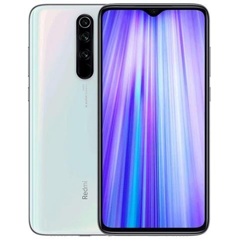 Xiaomi REDMI NOTE 8 PRO DUAL SIM 128GB 6GB RAM WHITE ITALIA