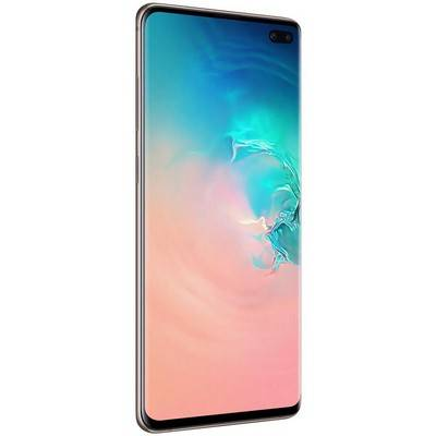 Samsung GALAXY S10 PLUS 128GB WHITE DUAL SIM ITA
