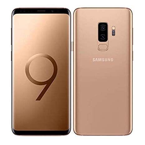 Samsung GALAXY S9 PLUS DUAL SIM G965 64GB GOLD GARANZIA ITALIA