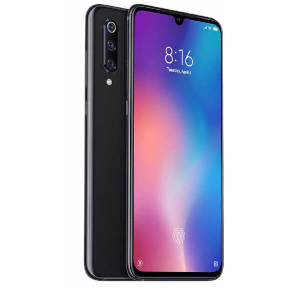 Xiaomi MI 9 64GB 6GB Ram Black Dual Sim Global version