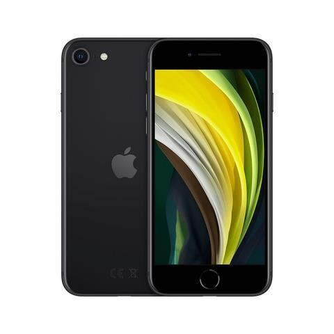 Apple iPhone SE 64GB 2020 BLACK ITALIA