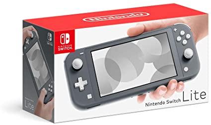 Console Nintendo Switch Lite Grey