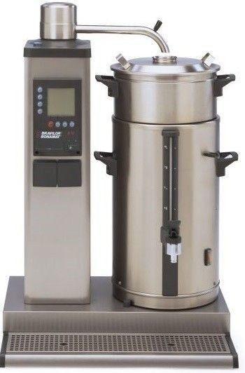 macchina da caffé a filtro un contenitori da 20 litri (dx/sx) produzione ora: 90 lt  modello b-20 i/d potenza: 9120 w