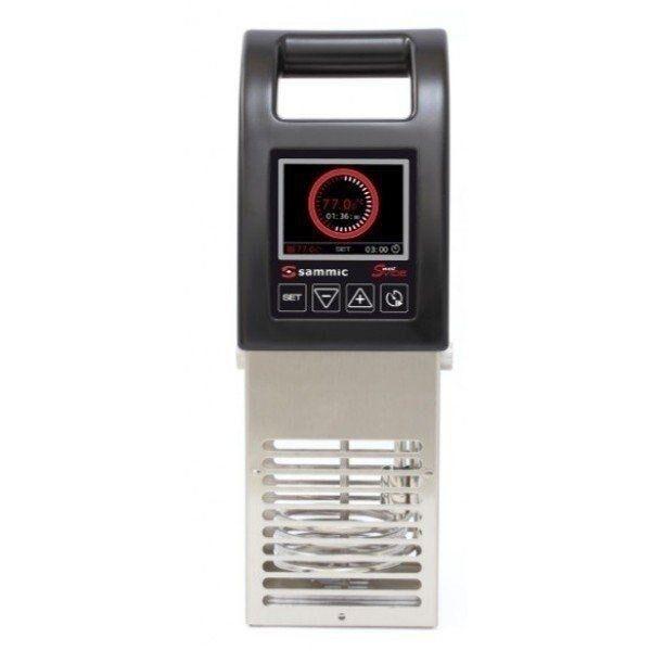 SoftCookerRoner SAM Cuocitore a temperatura controllata portatile con agitatori per recipienti fino a 56 litri Temperatura : 5 ºC - 95 ºC Modello SmartVide6 230/50-60/1