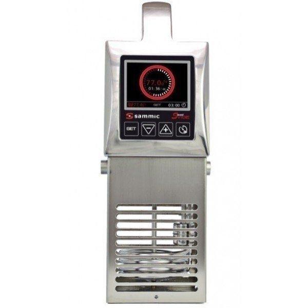 SoftCookerRoner SAM Cuocitore a temperatura controllata portatile con agitatori per recipienti fino a 56 litri Temperatura : 5 ºC - 95 ºC Modello SmartVide8 230/50-60/1