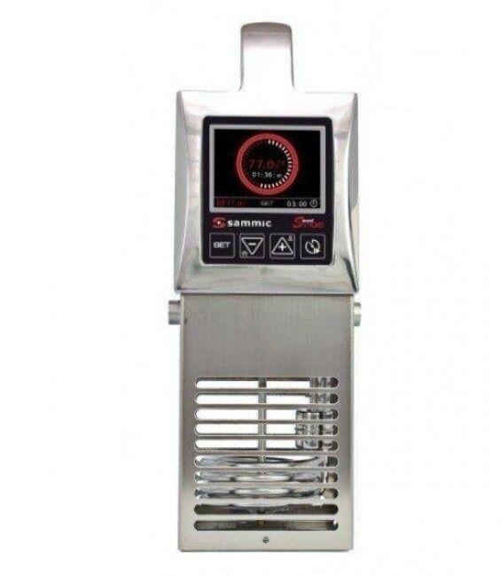 SoftCookerRoner SAM Cuocitore a temperatura controllata professionale ad elevata precisione e affidabilità CApacità Massima 56 Lt Temperatura : 5 ºC - 95 ºC connettività Bluetooth Modello SmartVide8 plus