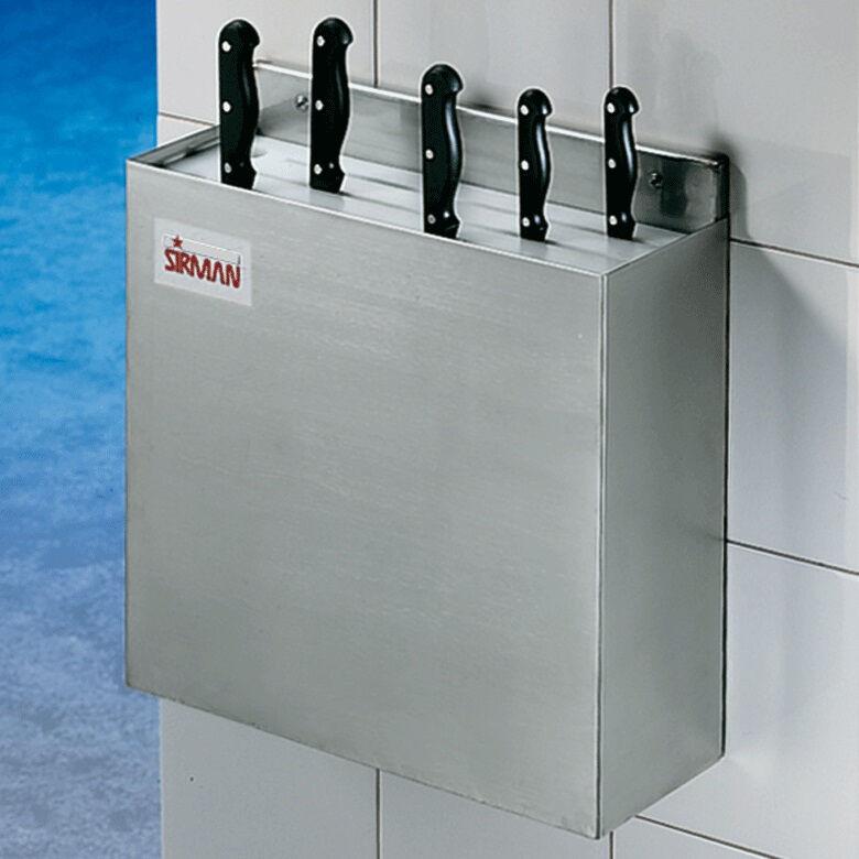 Sterilizzatore Liquido sirman Lunghezza max lama coltello mm 320