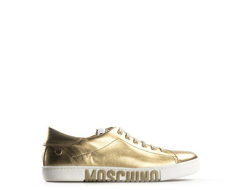 Moschino Sneakers Trendy bambini oro
