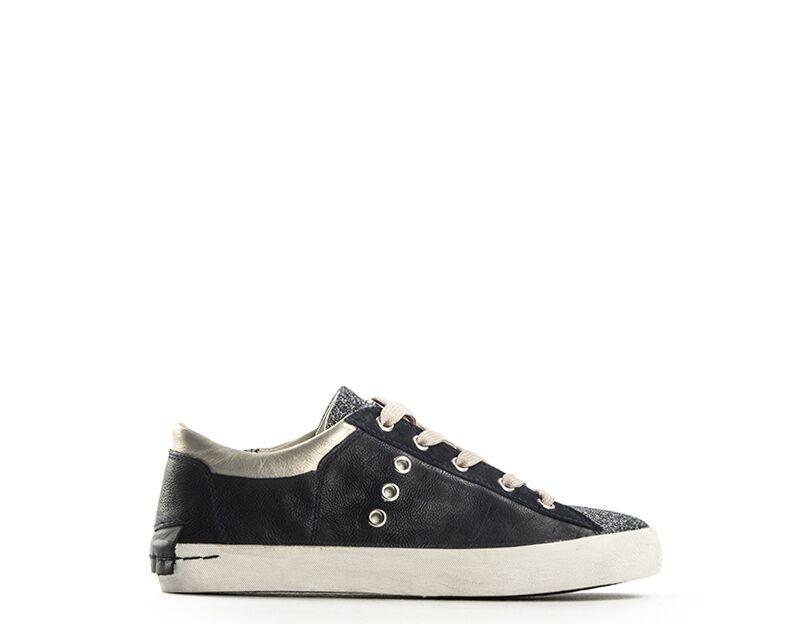 Crime Sneakers Trendy bambini nero