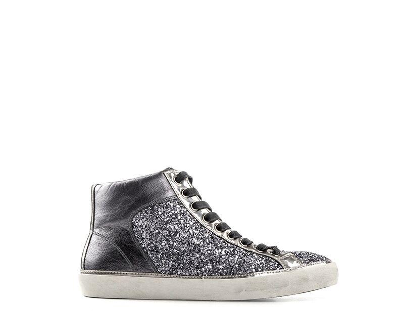 Crime Sneakers Trendy bambini grigio