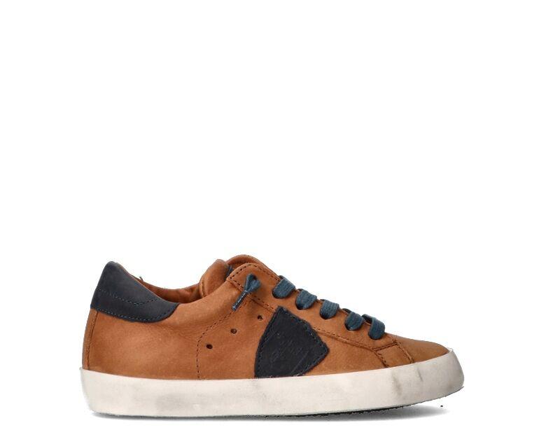Philippe Model Sneakers Trendy bambini marrone