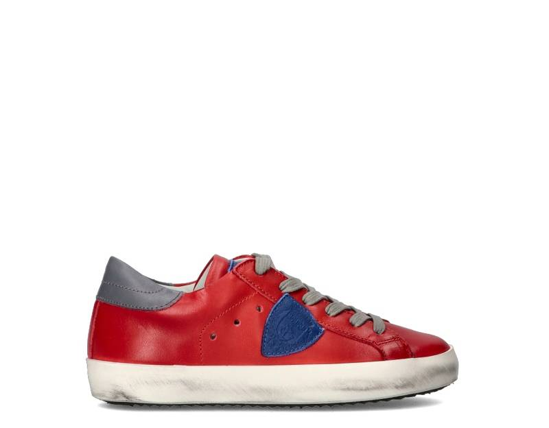 Philippe Model Sneakers Trendy bambini rosso