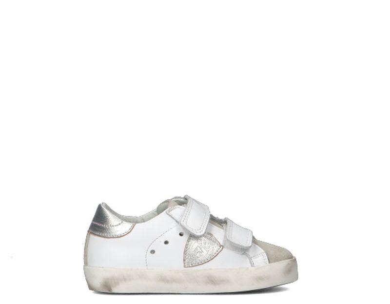 Philippe Model Sneakers Trendy bambini bianco