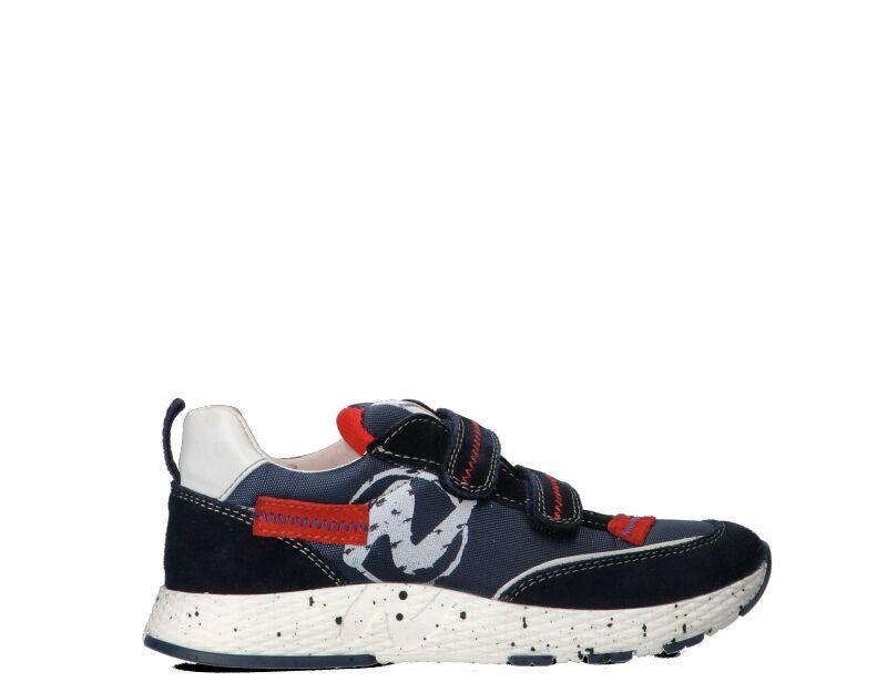 Naturino Sneakers Trendy bambini navy/rosso