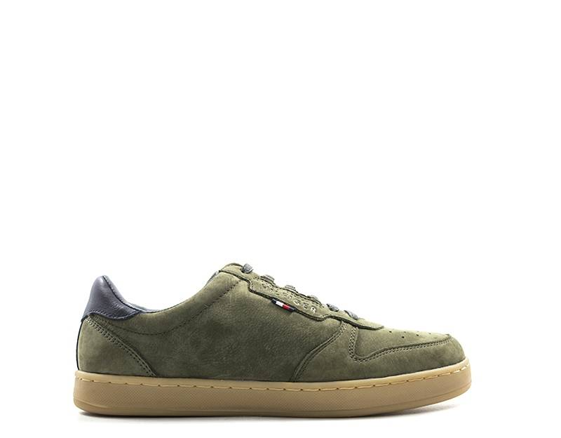 Tommy Hilfiger Sneakers Trendy bambini verde/oliva