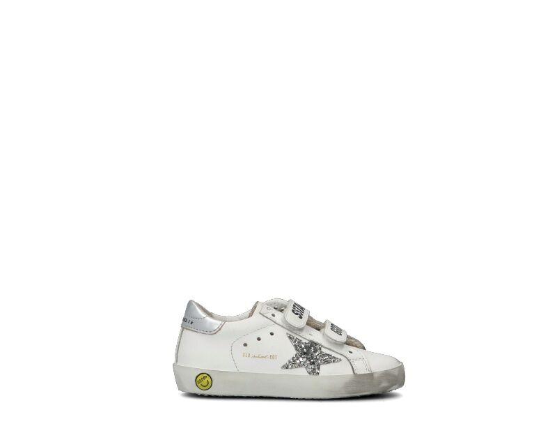 Golden Goose Sneakers Trendy bambini bianco