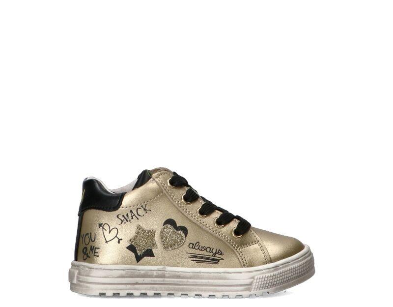 Naturino Sneakers Trendy bambini platino/nero