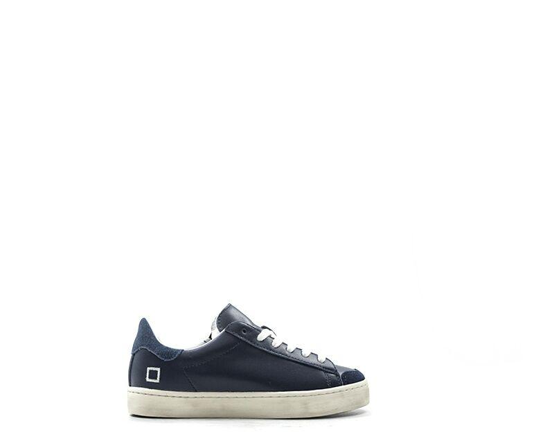 D.A.T.E. Sneakers Trendy bambini blu