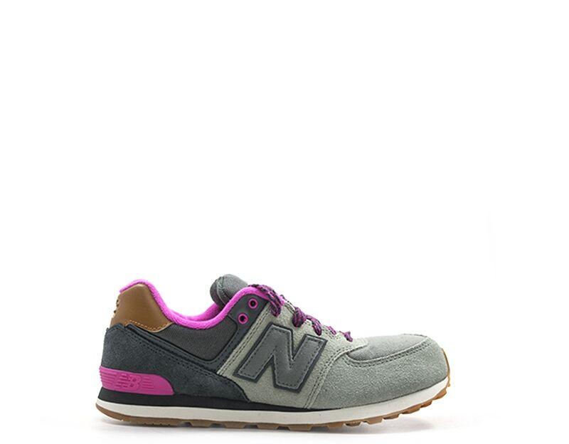 New Balance Sneakers Trendy bambini grigio