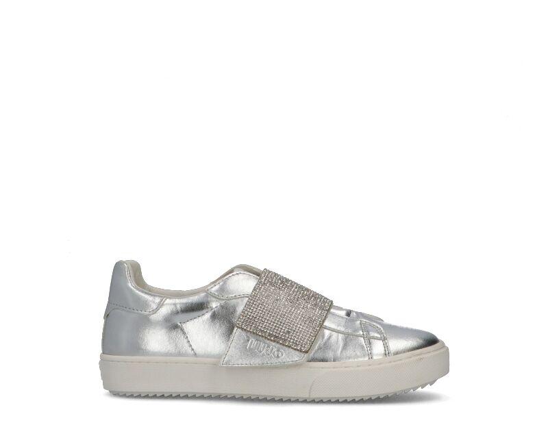 Liu Jo Sneakers Trendy bambini argento