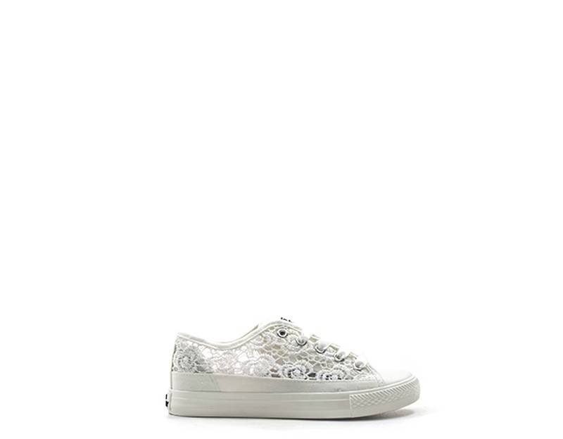 Miss Sixty Sneakers Trendy bambini bianco