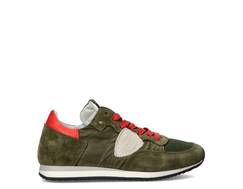 Philippe Model Sneakers Trendy bambini verde