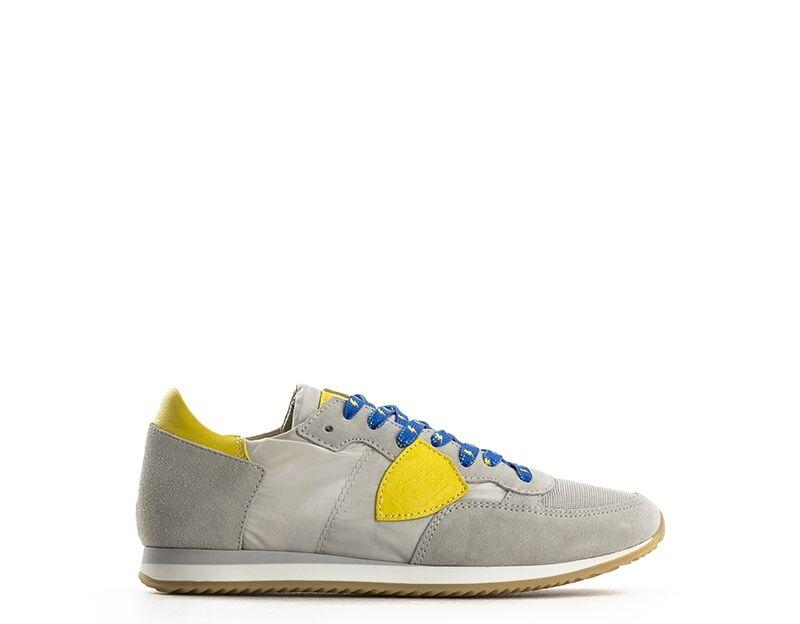 Philippe Model Sneakers Trendy bambini blu/giallo