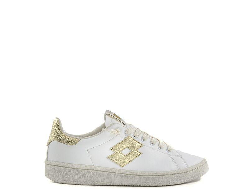 Lotto Sneakers donna donna bianco/oro