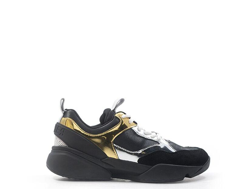 Cromier Sneakers donna nero