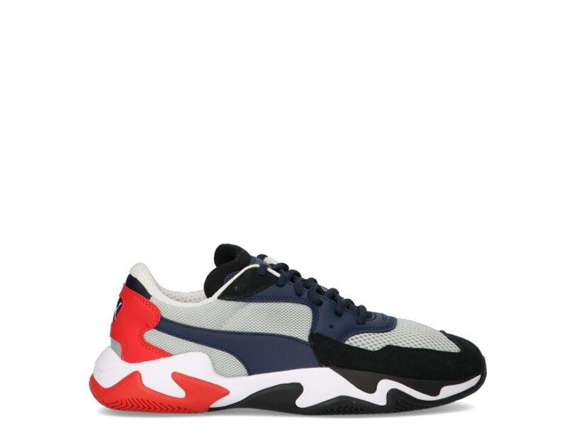 Puma Sneakers donna donna grigio/blu