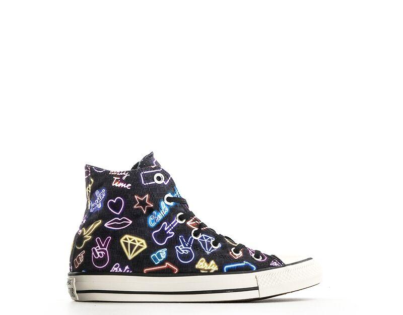 Converse Sneakers donna donna nero/multicolor