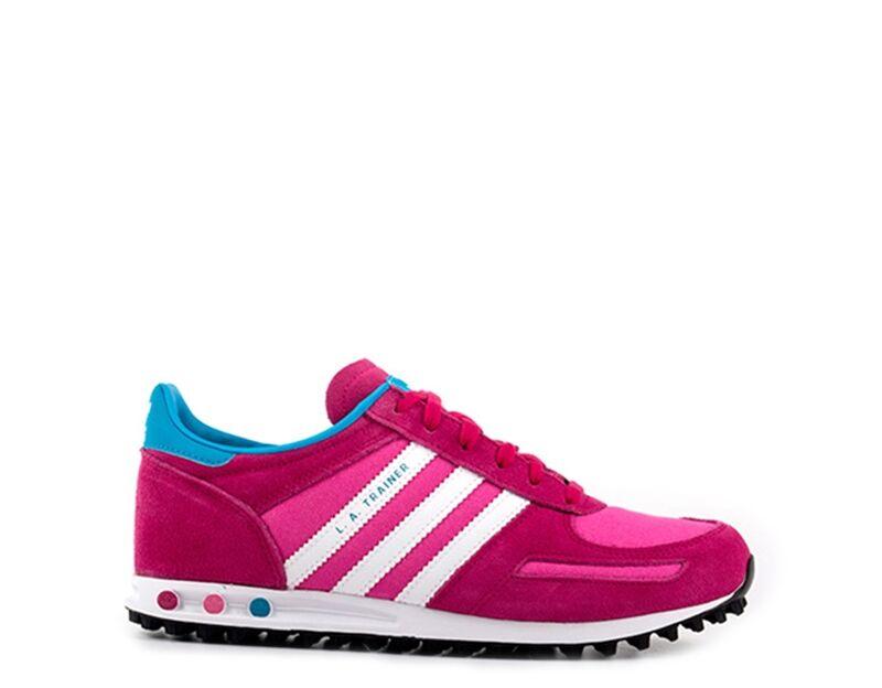 Adidas Sneakers bambini bianco/rosa