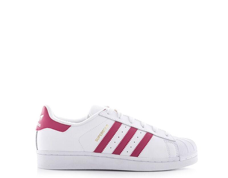 Adidas Sneakers donna bambini bianco