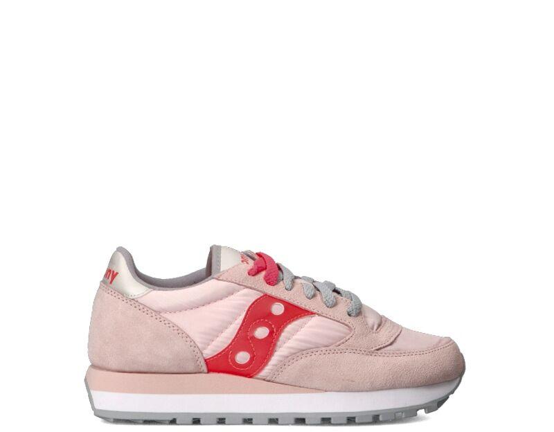 Saucony Sneakers donna donna rosa/arancio