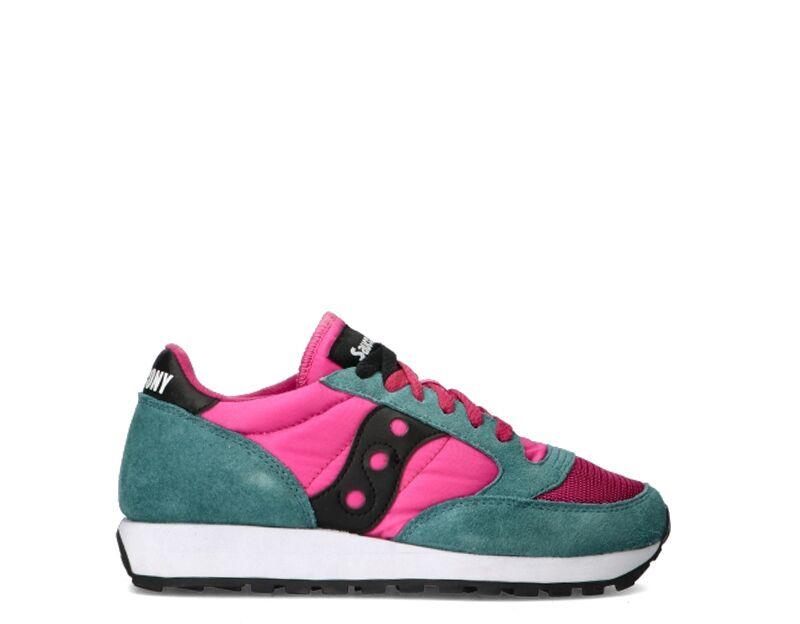 Saucony Sneakers donna donna fuxia/nero