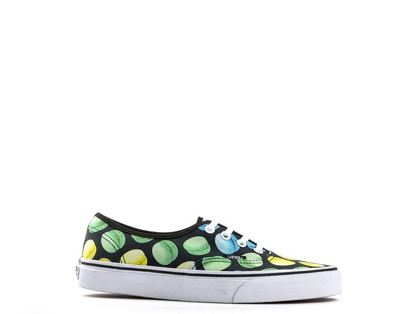 timeless design d12ca 18684 Vans Sneakers donna nero giallo