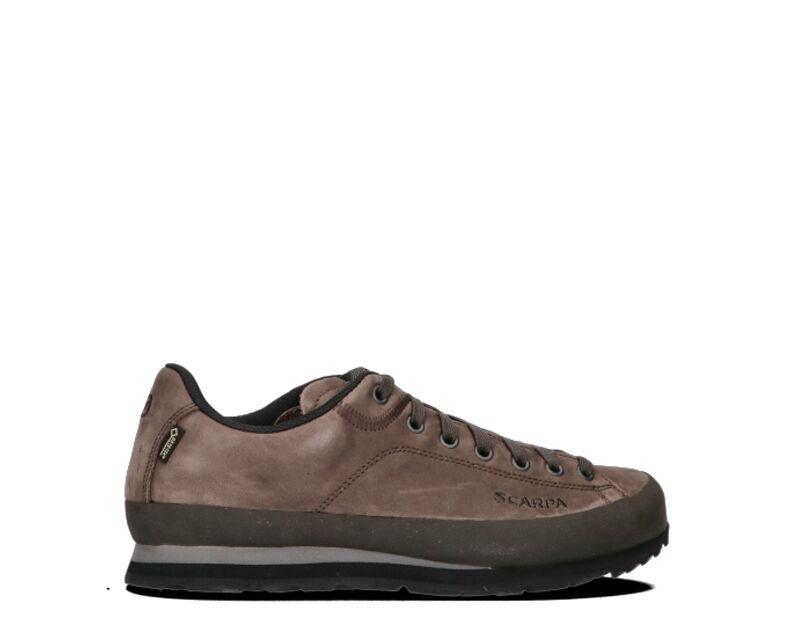 scarpa trekking uomo marrone