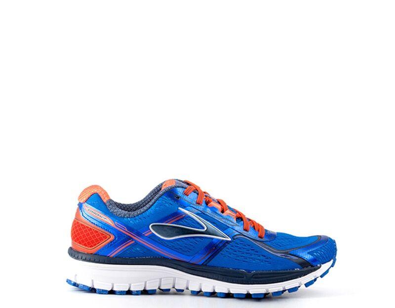 Brooks Running Uomo uomo blu/arancio