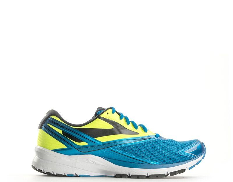 Brooks Running Uomo uomo blu/giallo