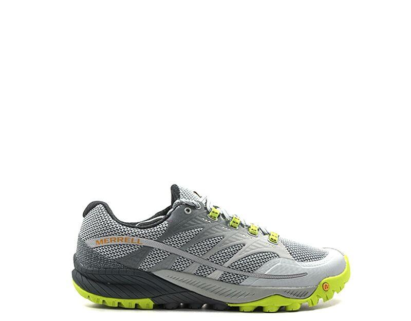 merrell running uomo  grigio