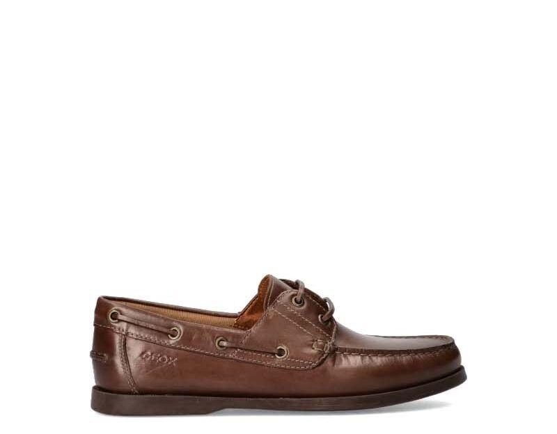 geox scarpe uomo caffe