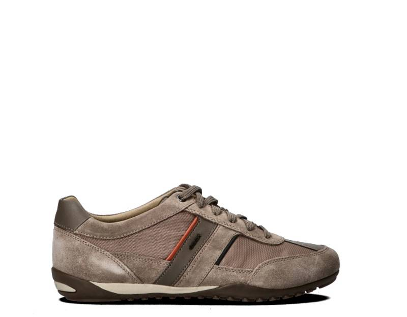 geox scarpe uomo grigio