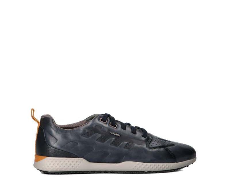 geox scarpe uomo blu
