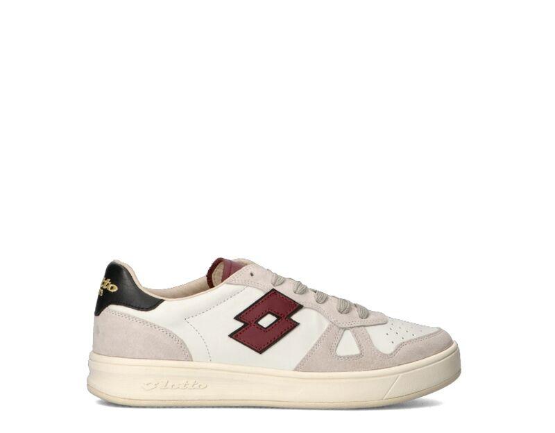 Lotto Sneakers trendy uomo bianco/nero